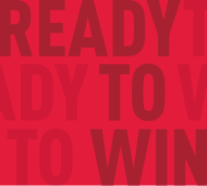 ready to win logo titel